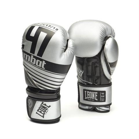 Gants de boxe Leone L47 Argent