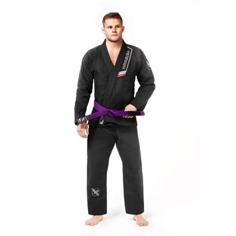 Kimono de JJB Hayabusa Pro Lightweight - Noir