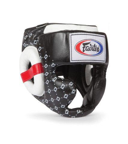 Casque Boxe Fairtex HG10 - Noir