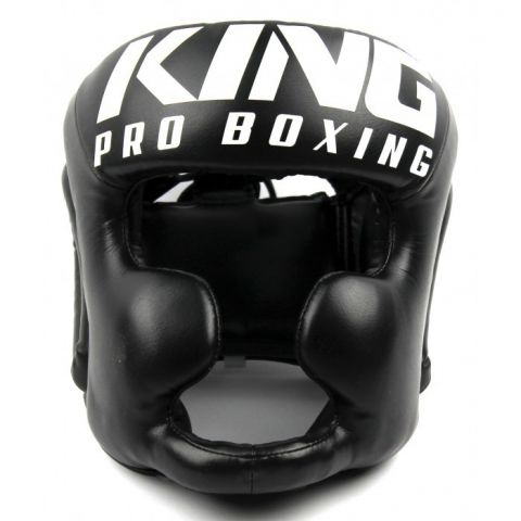 Casque de protection King Pro Boxing - Noir