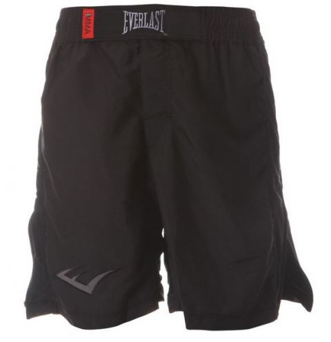 Short de MMA long Everlast - Noir