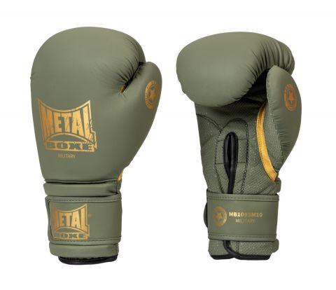 Gants de boxe Entraînement Metal Boxe Military