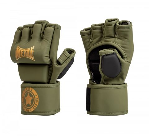 Gants de MMA Metal Boxe Military