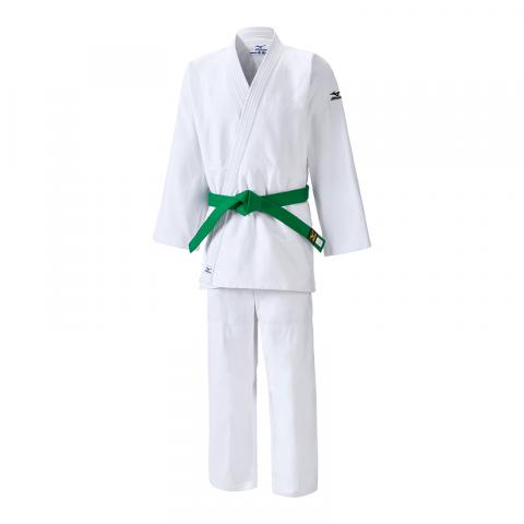 Kimono de Judo Mizuno Hayato - Blanc