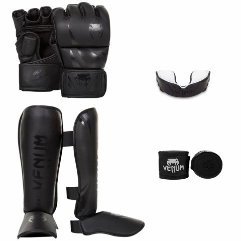 Pack MMA Challenger Noir/Noir 1