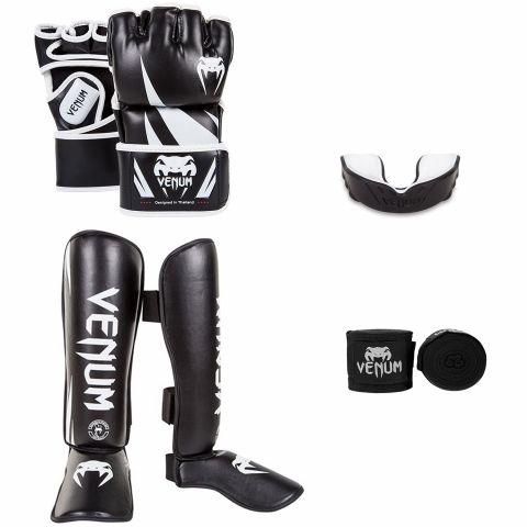 Pack Venum MMA Challenger Noir/Blanc 1