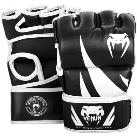 Gants de MMA Venum Challenger - Sans pouce - Noir