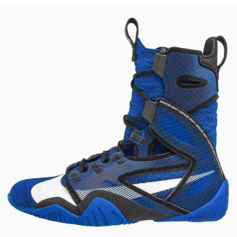 Chaussures de Boxe Nike HyperKO 2 - Bleu/Noir