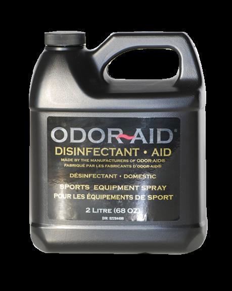 """Bidon de recharge Odor Aid """"Sport Spray"""" - 2 litres"""
