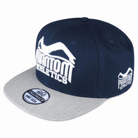 Casquette Phantom Athletics Team - Bleu Marine/Gris