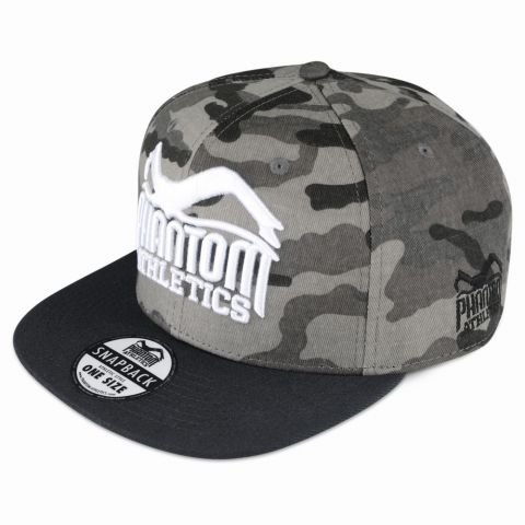 Casquette Phantom Athletics Team - Camo/Noir