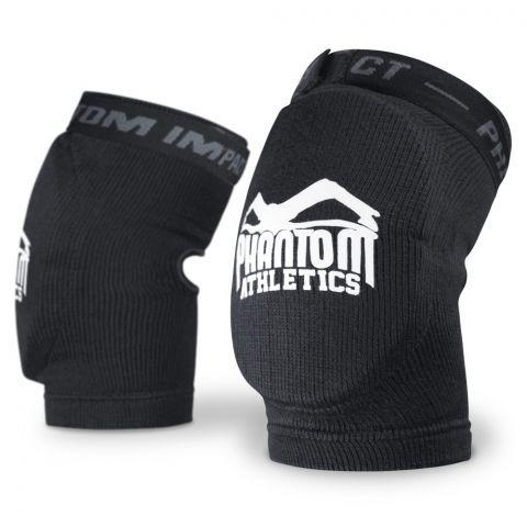 Protège-coudes Phantom Athletics Impact - Noir