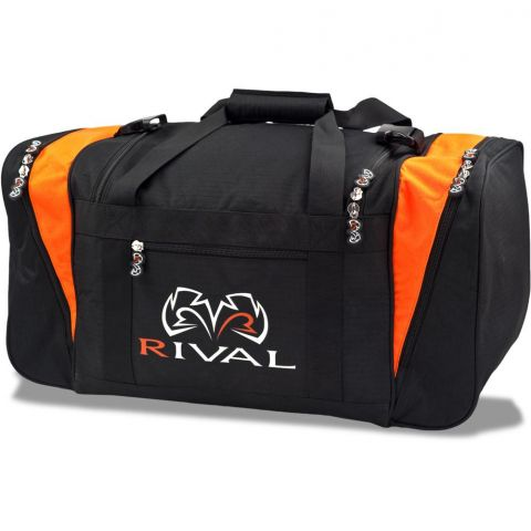 Sac de sport Rival RGB10 - Noir/Orange