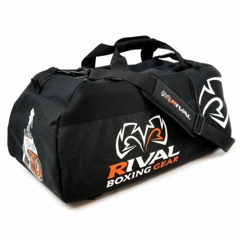 Sac de sport Rival RGB50 - Noir - 51 litres