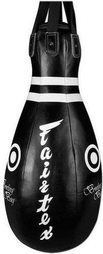 Poire de frappe Fairtex HB10 - Noir