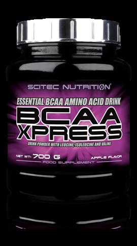 BCAA Xpress Scitec Nutrition - 700 g - Coca-Lime