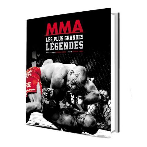 MMA Les Plus Grandes Légendes (Livre)