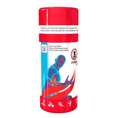 "Gel One Gel ""Sport"" - Anti-douleurs musculaires"