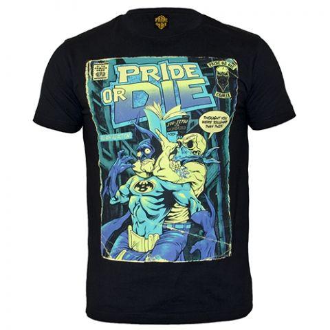 """T-shirt Pride or Die """"Comix"""" - Noir"""