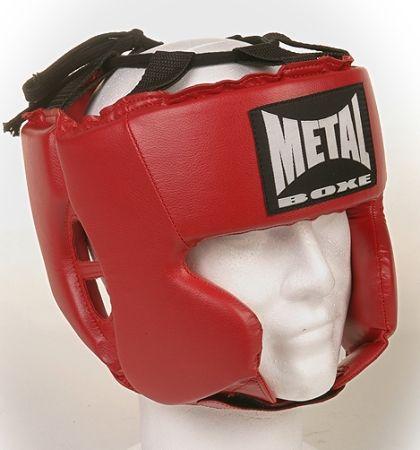 Casque multiboxe Metal Boxe Adulte