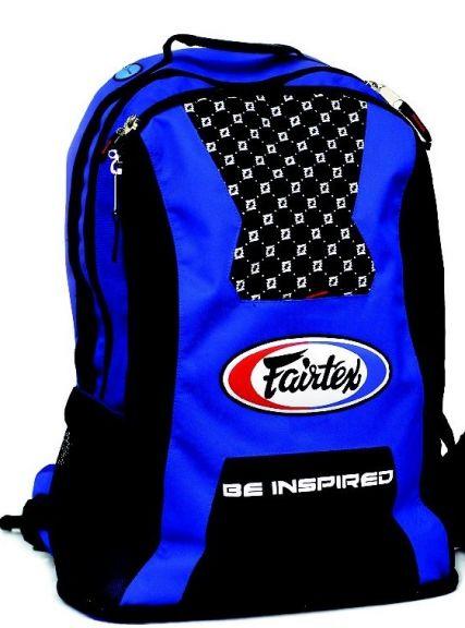 Sac à dos Fairtex BAG4 - Bleu