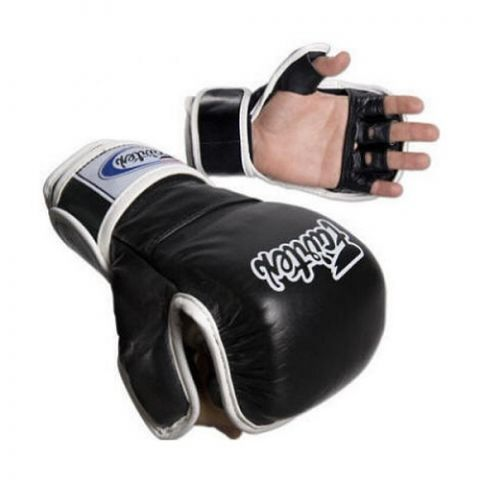 "Gants de sparring Fairtex ""V15"" - Noir"