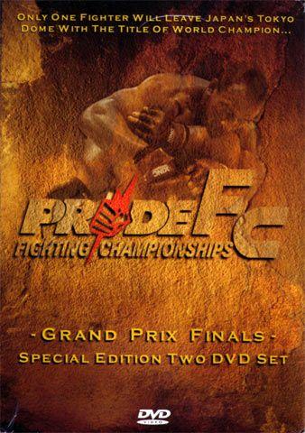 Pride Grand Prix 2000, Finales (DVD)