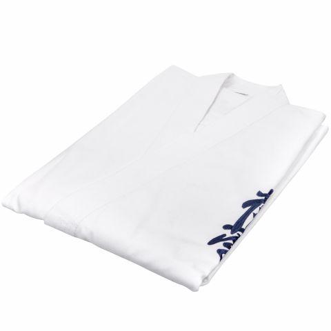 Kimono Karategi Kyokushinkai Initiation Fuji Mae - Blanc