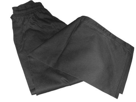 Pantalon de Kimono Fuji Mae - Noir - Bas large