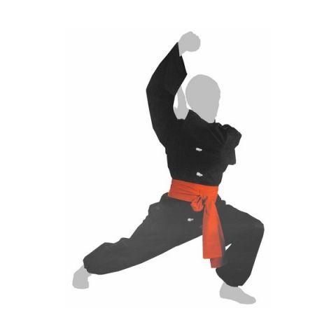 Kimono de Kung-Fu Fuji Mae - Boutons Blancs