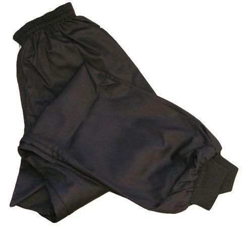 Pantalon Kung Fu Fuji Mae - Noir - Bas Serré