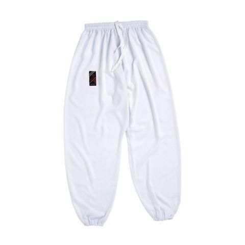 Pantalon de Tai Chi Fuji Mae - Blanc