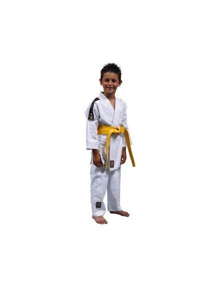 Kimono de Judo Enfant Matsuru Initiation Junior - Blanc
