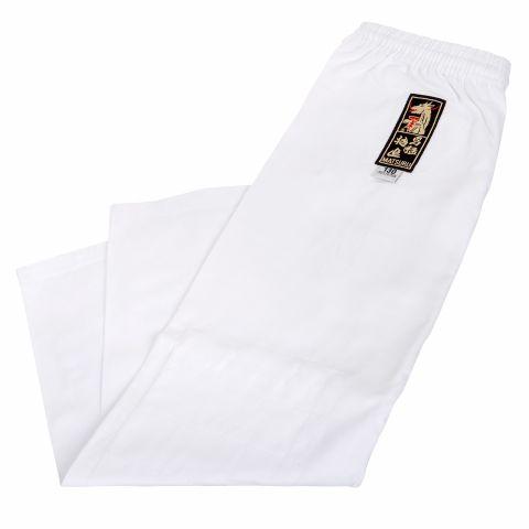 Pantalon Judogi Matsuru Débutant - Blanc