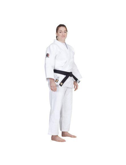 "Kimono de Judo Matsuru ""Mondial"" - Blanc"