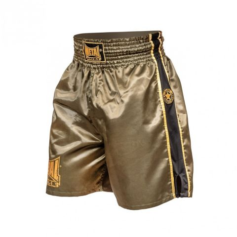 Short de boxe Metal Boxe Miltary