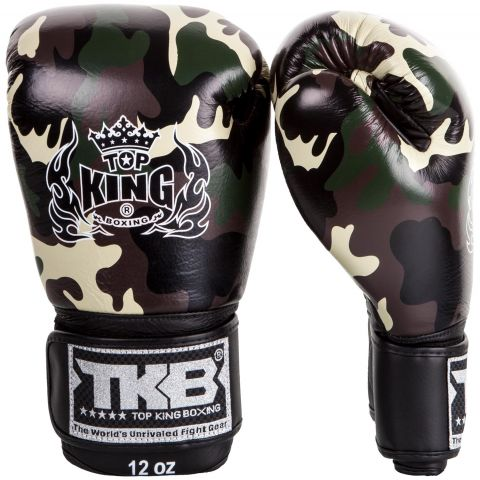 Gants de boxe Top King Empower Creativity Camo