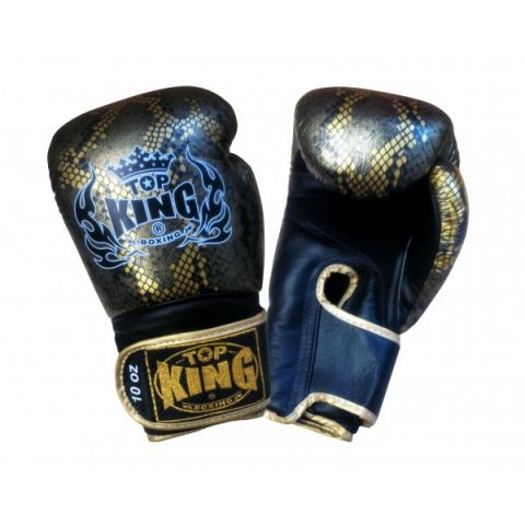 Gants de boxe Top King Super Snake
