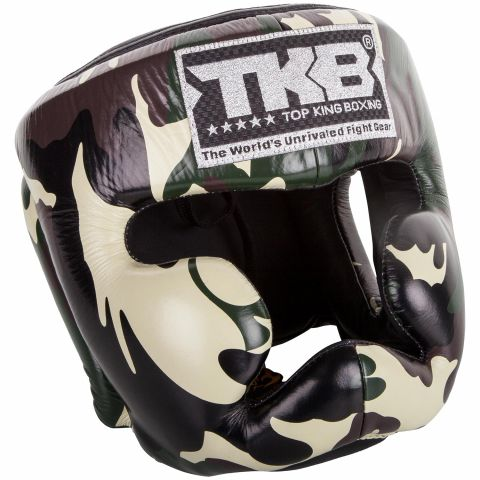 Casque de boxe Top King Empower Creativity Camo