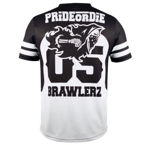 T-Shirt Pride or Die AllSports Mesh Brawlerz