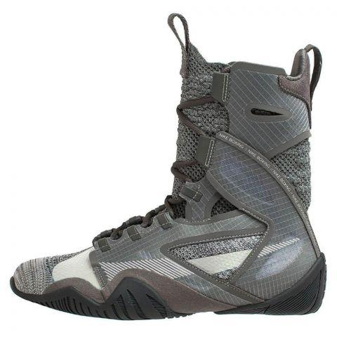Chaussures de Boxe Nike HyperKO 2 - Gris/Argent