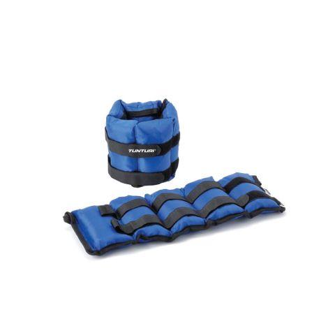 Lests ajustables Tunturi chevilles et poignets (2x2,25 Kg)