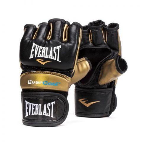 Gants de MMA Everlast Everstrike - Noir/Or