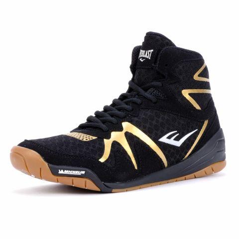 Chaussures de boxe basses Everlast PIVT - Noir