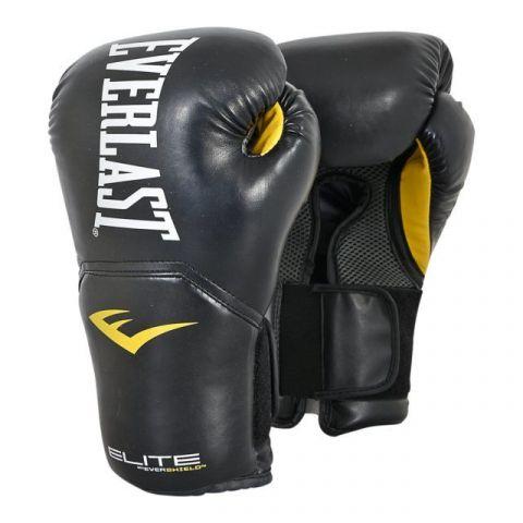 Gants de boxe Everlast Elite Pro Style - Noir