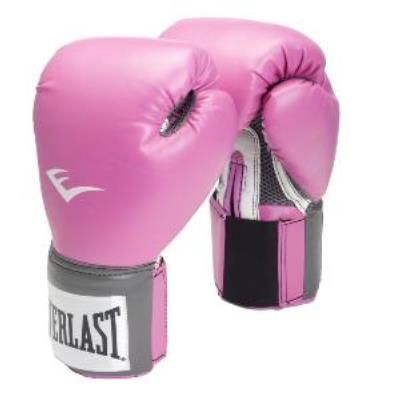 Gants de boxe Everlast Prostyle - Rose