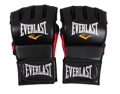 Gants de MMA Everlast - Noir/Rouge