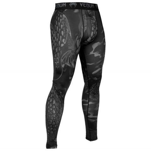 Pantalon de compression Venum Dragon's Flight - Noir/Noir