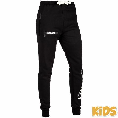Jogging Enfant Venum Contender Kids - Noir/Blanc - Exclusivité