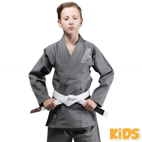 Kimono JJB enfant Venum Contender + Ceinture blanche offerte